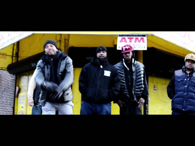 Snowgoons, Sean Price, Lil Fame, Termanology, Ruste Juxx - Get Off The Ground