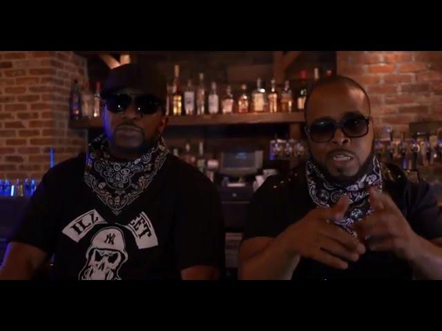Spesh, DJ Premier, Kool G Rap - The Meeting