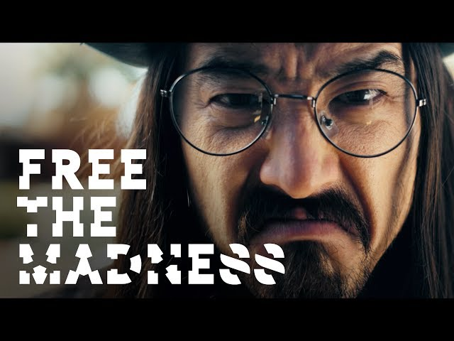 Steve Aoki, Machine Gun Kelly - Free The Madness