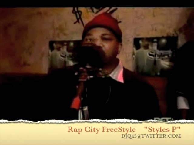 Styles P - Freestyle (Rapcity)