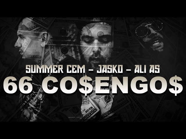 Summer Cem, Ali As, Jasko - 66 Consengos