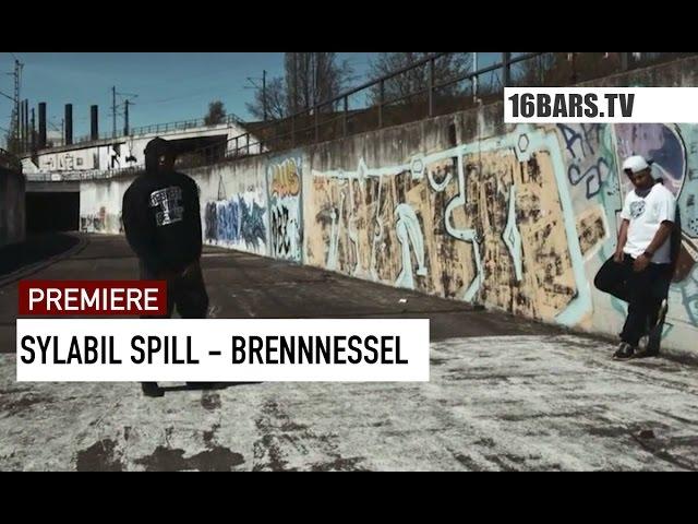 Sylabil Spill, Ghanaian Stallion - Brennnessel (16BARS.TV PREMIERE)