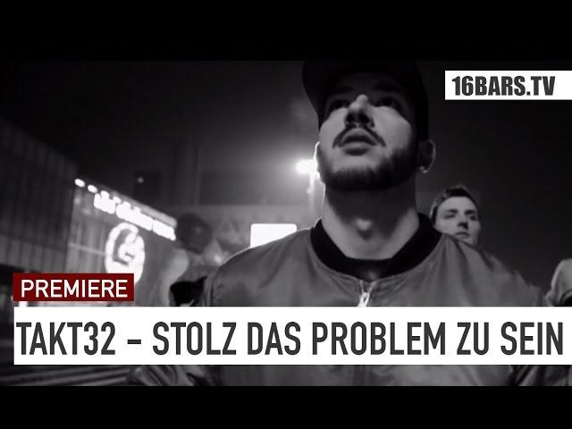 Takt32, Jumpa - Stolz das Problem zu sein (16BARS.TV PREMIERE)