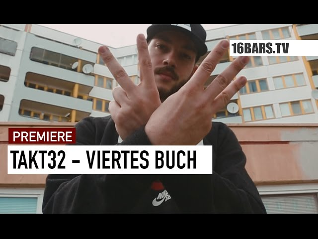 Takt32, Jumpa - Viertes Buch (16BARS.TV EXCLUSIVE)