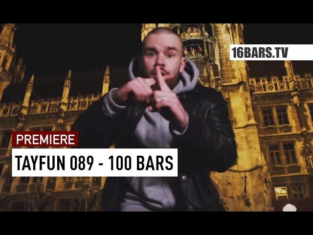 Tayfun 089 - 100 Bars (PREMIERE)