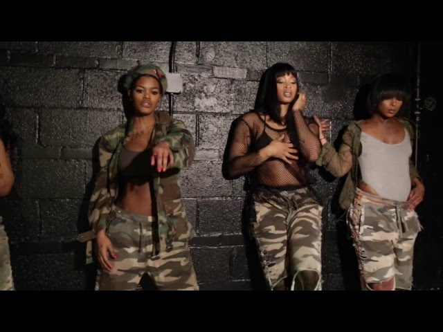 Teyana Taylor - Touch Me (Interlude)