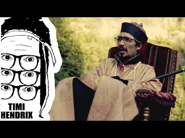 Timi Hendrix - Kaiser von China