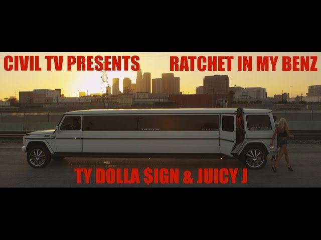 Ty Dolla $ign, Juicy J - Ratchet In My Benz