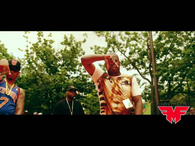 Uncle Murda, Vado, Waka Flocka Flame - New York City