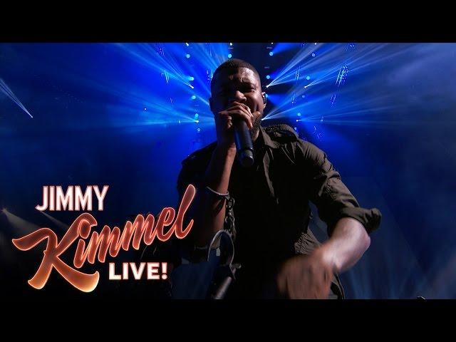 Usher, Nas - Chains (live)