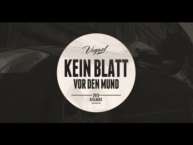 Veysel, M3 & Noyd - Kein Blatt vor den Mund