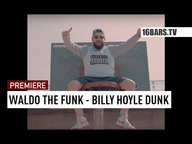 Waldo The Funk - Billy Holye Dunk (PREMIERE)