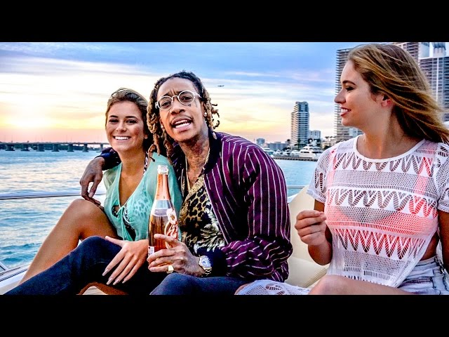 Wiz Khalifa, Rico Love - Celebrate