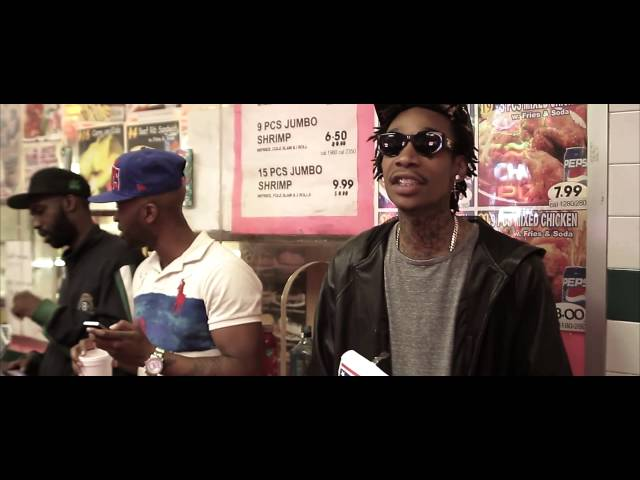 Wiz Khalifa, Smoke DZA - Old Chanel