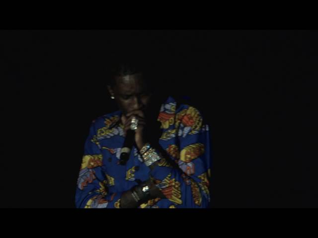 Young Thug - Digits (live)