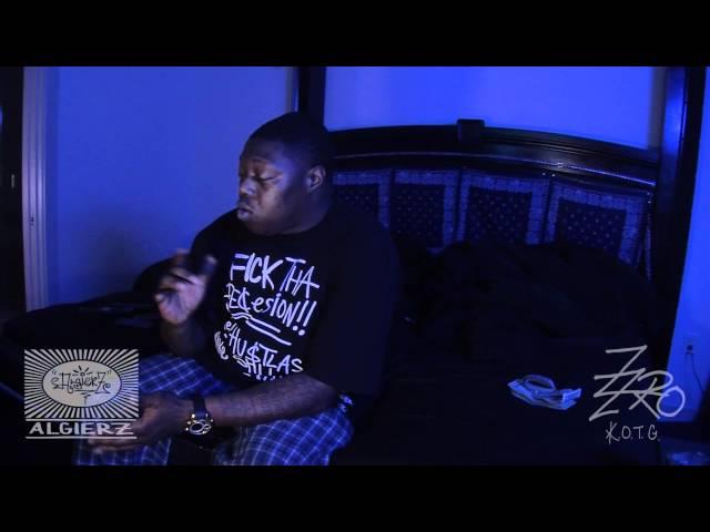 Z-Ro - I Even Bleed Blue