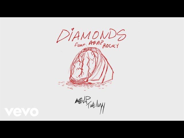 A$AP Twelvyy - Diamonds (Audio)