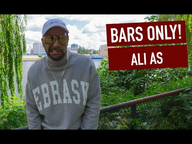 Ali As - Bounce Back – Bars Only!
