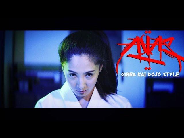 Ali As - Cobra Kai Dojo Style