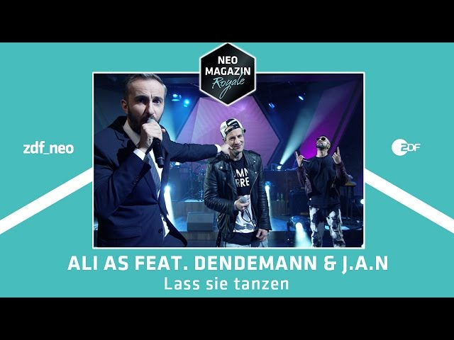 Ali As, Dendemann - Lass sie tanzen (live)