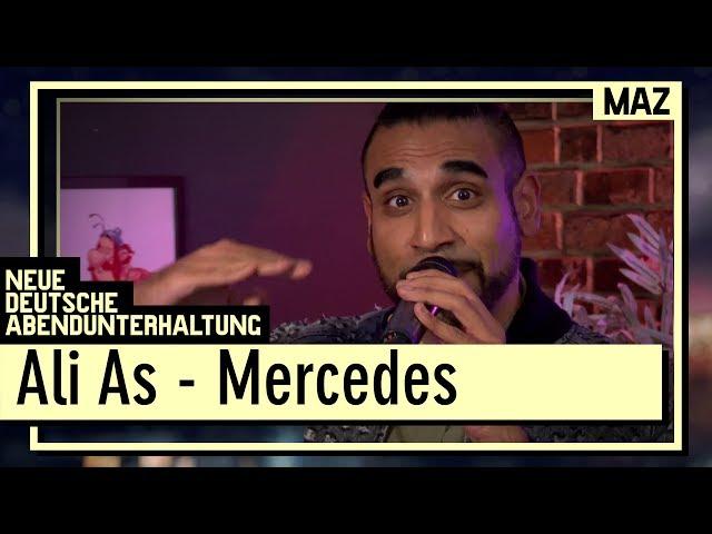 Ali As - Mercedes (live)