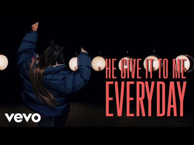 Ariana Grande, Future - Everyday (Lyric Video)