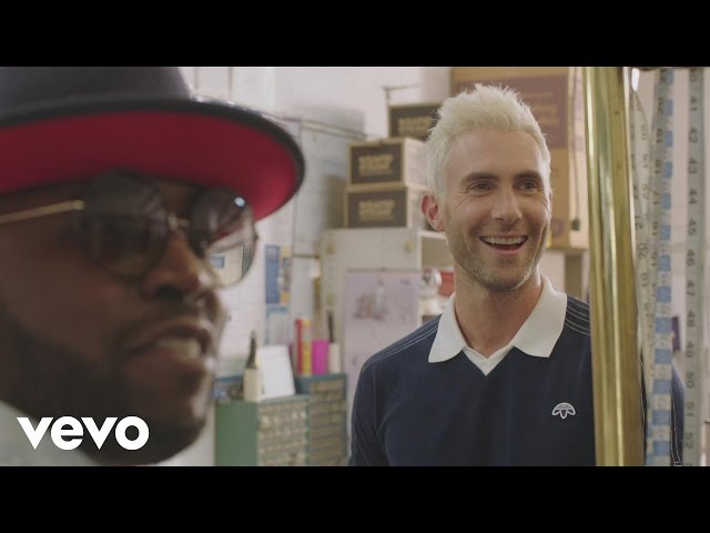 Big Boi - Mic Jack ft. Adam Levine