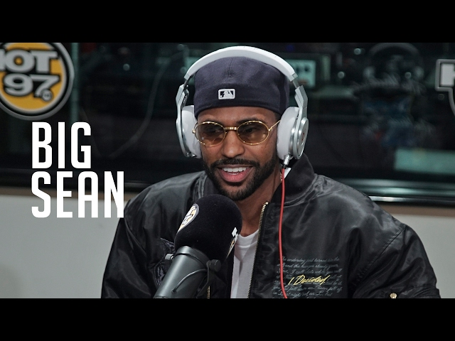 Big Sean - Hot 97 Radio Freestyle