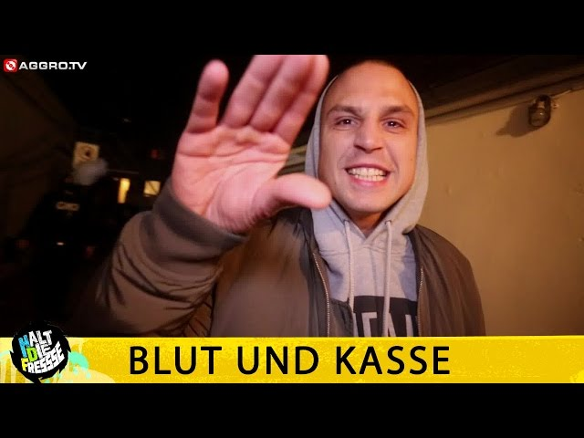 BLUT & KASSE - REDEN WILD - HALT DIE FRESSE NR. 385 (OFFICIAL HD VERSION AGGROTV)