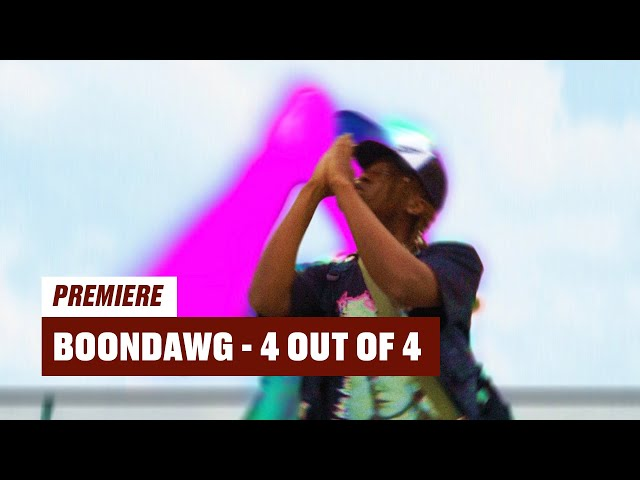 Boondawg - 4 Out Of 4