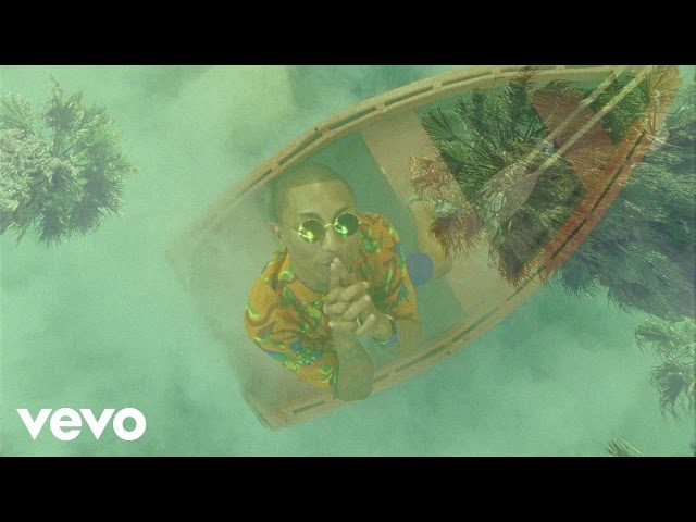 Calvin Harris, Big Sean, Katy Perry, Pharrell Williams - Feels