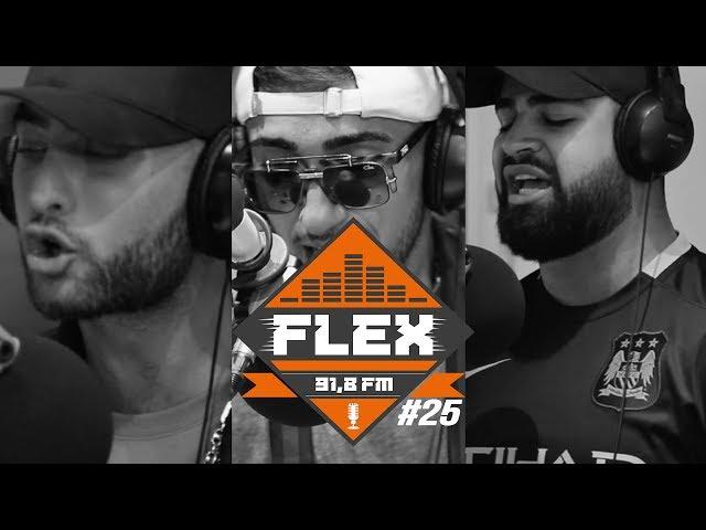 FleX FM - FLEXclusive Cypher 25 (Nimo, Capo & Azzi Memo)