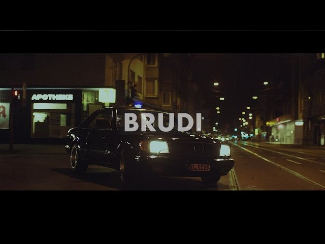 CASHMO ►BRUDI◄ prod Cashmo (Official Video)
