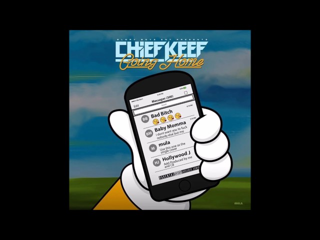 Chief Keef - Going Home (Prod By CBMix & Hollywood J)