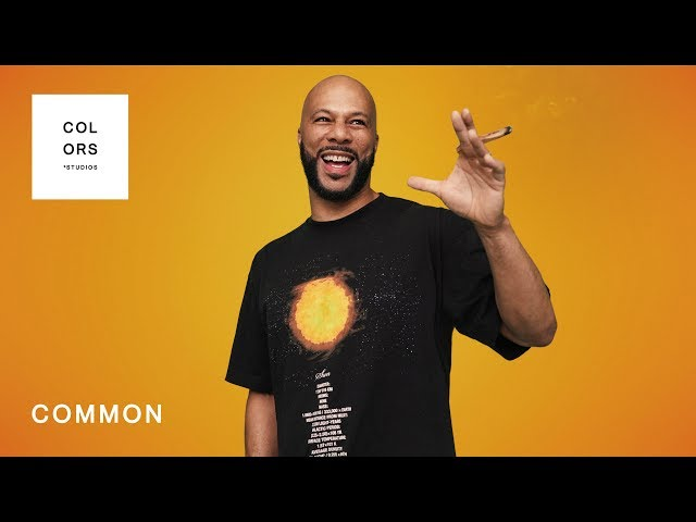 Common - Good Morning Love (COLORS)