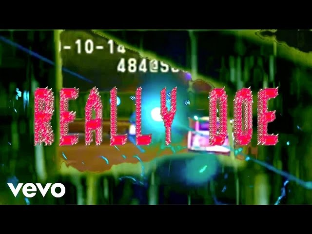 Danny Brown, Kendrick Lamar, Ab-Soul, Earl Sweatshirt - Really Doe (Lyric Video)