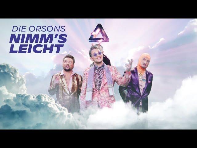 Die Orsons - Nimm's Leicht