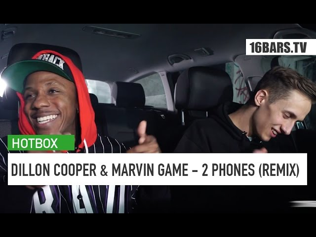 Dillon Cooper, Marvin Game - 2 Phones (Hotbox Remix)