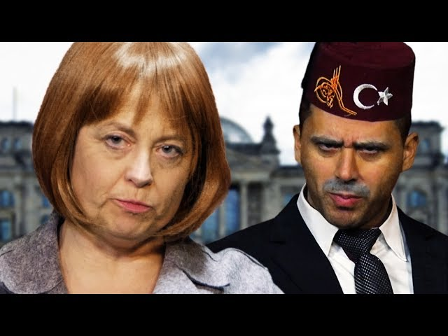 DisstrackTV - Merkel vs. Erdogan & Putin
