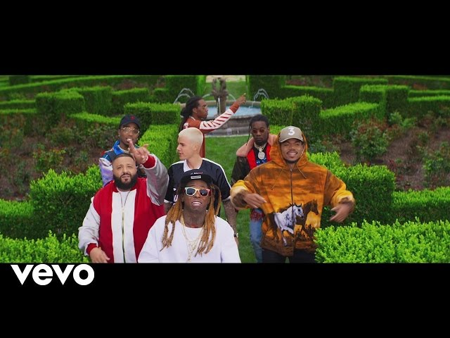 DJ Khaled, Justin Bieber, Quavo, Chance The Rapper, Lil Wayne - I'm...