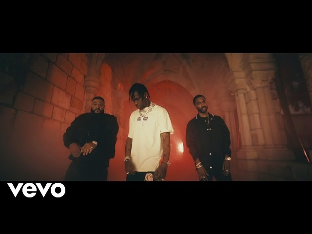 DJ Khaled, Travi$ Scott, Rick Ross, Big Sean - On Everything