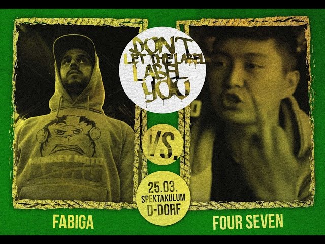 DLTLLY // Rap Battles // Fabiga vs. Four Seven