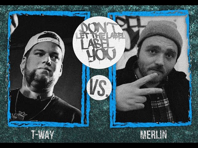 DLTLLY // Rap Battles // T-Way VS. Merlin