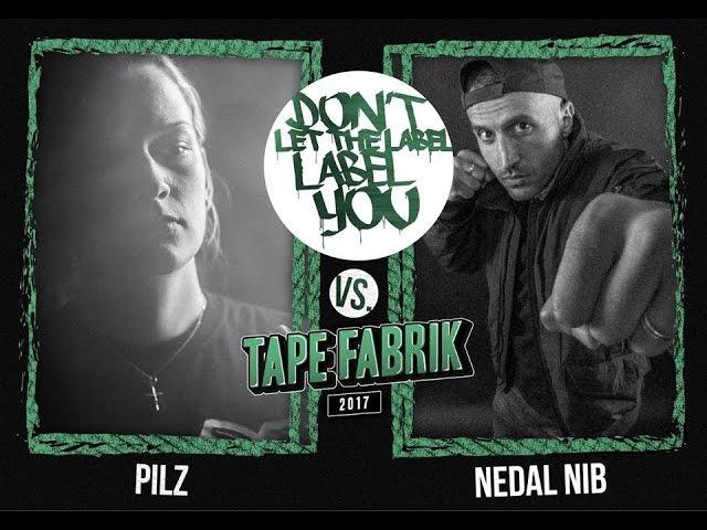 DLTLLY // Rap Battles // Pilz VS Nedal Nib