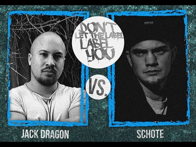 DLTLLY // Rap Battles // Schote VS. Jack Dragon