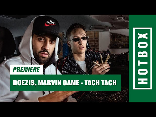 Doezis, Marvin Game - Tach Tach (Hotbox Freestyle)