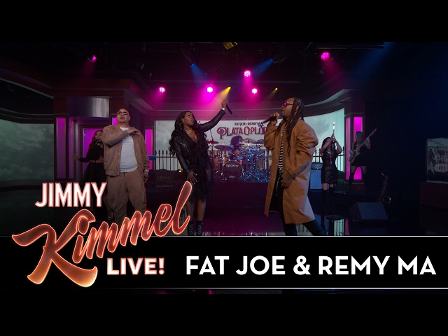 Fat Joe, Remy Ma, Ty Dolla $ign - Money Showers (Live)
