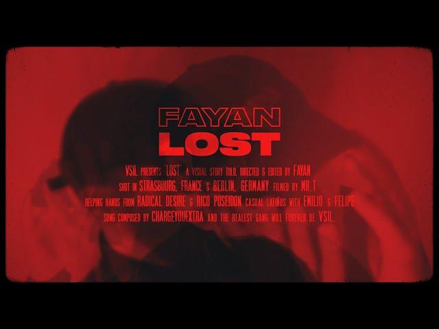 Fayan - Lost