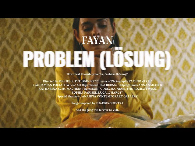Fayan - Problem (Lösung)