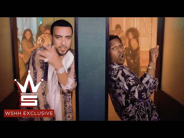 French Montana, A$AP Rocky - Said N Done